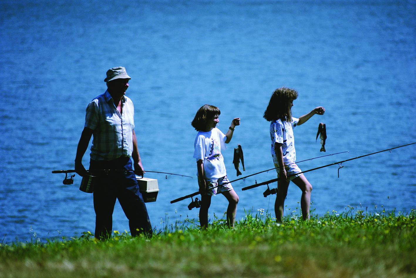 """Trevelin,el Pueblo del Molino es un verdadero """"Paraíso de Pescadores"""""""